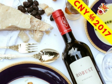 Enjoy 18% exclusive wines with this Wine Talk CNY promo