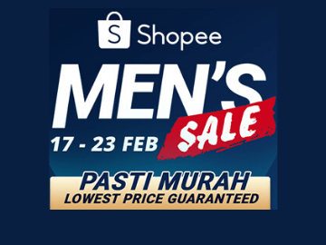 RM10 off storewide with this exclusive Shopee promo code!