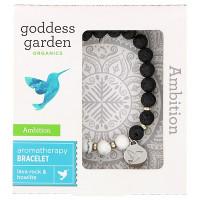 Goddess Garden Goddess Garden, Organics, Ambition, Aromatherapy Bracelet, 1 Bracelet