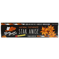 The Green Beaver The Green Beaver, Natural Toothpaste, Star Anise, 2.5 fl oz (75 ml)