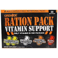 Grenade Grenade, Ration Pack Vitamin Support, 30 Daily Packs